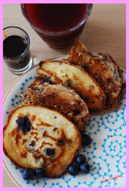 blueberry pancakes 1 Copyright LosAngelas