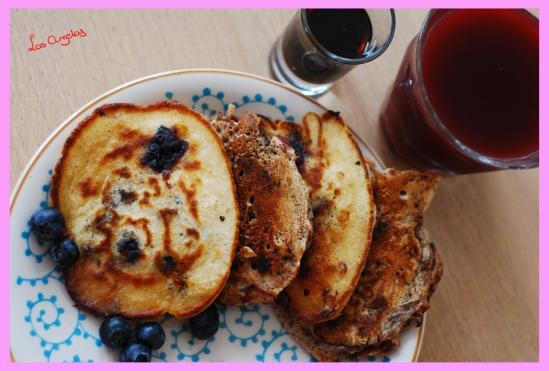 blueberry pancakes 4 Copyright LosAngelas