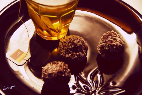 Chocolate cocos 4  - Copyright LosAngelas