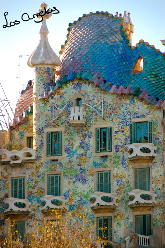 Barcelona - Copyright LosAngelas