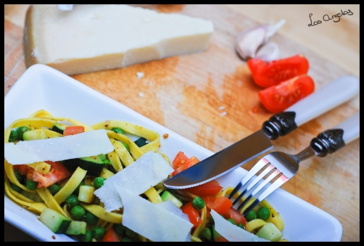 blog delicious pasta dish 4 - Copyright @ LosAngelas