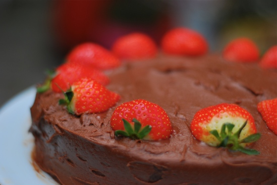 Chocolate Cake - Copyright LosAngelas