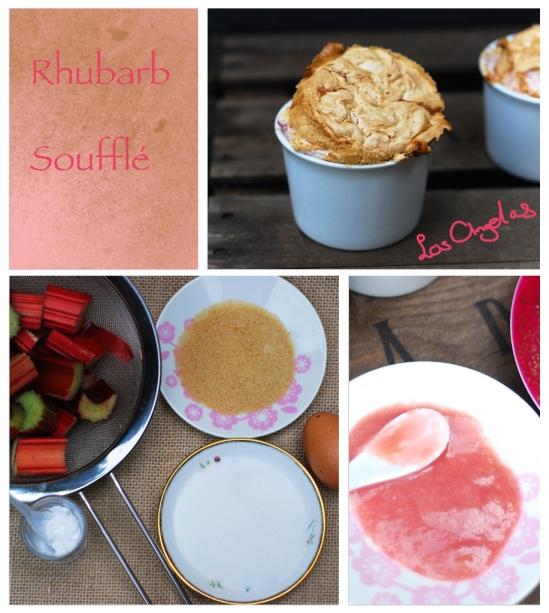Rhubarb souffle 4 - copyright LosAngelas