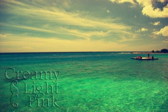 beautyfull endless sea