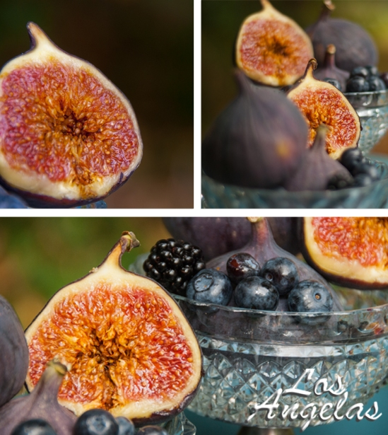 food photography figs and berries 2