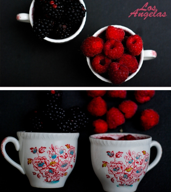 raspberries & blackberries 1