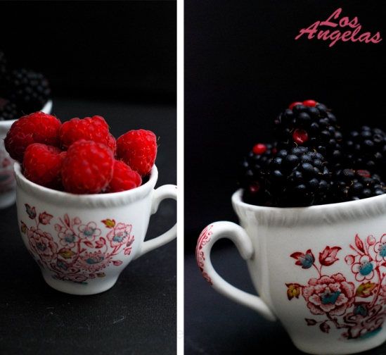 raspberries & blackberries 2